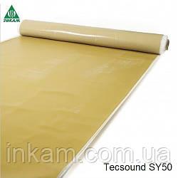 Звукоизоляционные мембраны 2.6мм Tecsound SY 50 (1,22х6,05м)