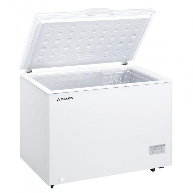 Морозильна скриня DELFA DCFH -300 A+ 300л.