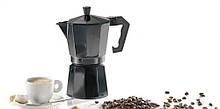 Гейзерная кофеварка DOMАTEC 2909