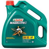 Моторное масло Castrol Magnatec AP 5W-30 (4 л.)