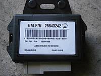Блок управления освещением салона Chevrolet Captiva 2008 3.2