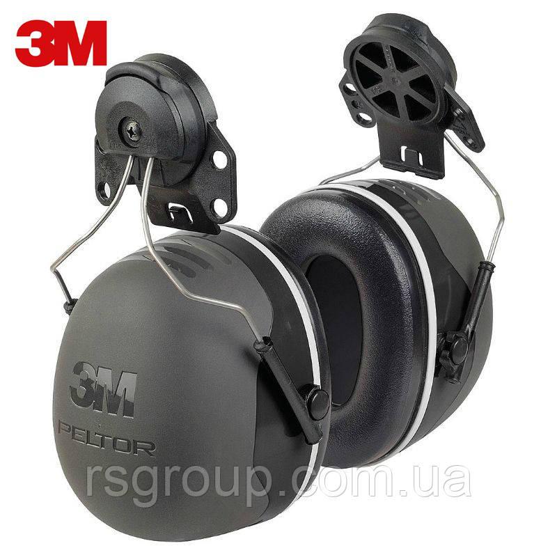 Наушники 3М X5P3E-SV для защитной каски
