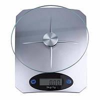 Электронные кухонные весы до 5 кг, фото 1