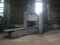6310 - поздовжньо-фрезерний верстат двостійковий, фото 1
