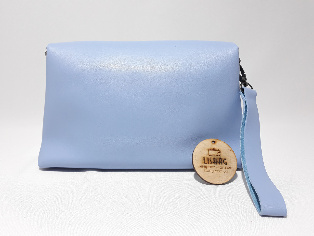 dc4a6c41f1fd Маленькая милая сумка-клатч синяя 2в1 через плечо/на плечо: продажа ...