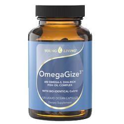 Пищевая добавка OMEGA 3 OmegaGize³ Young Living 120шт