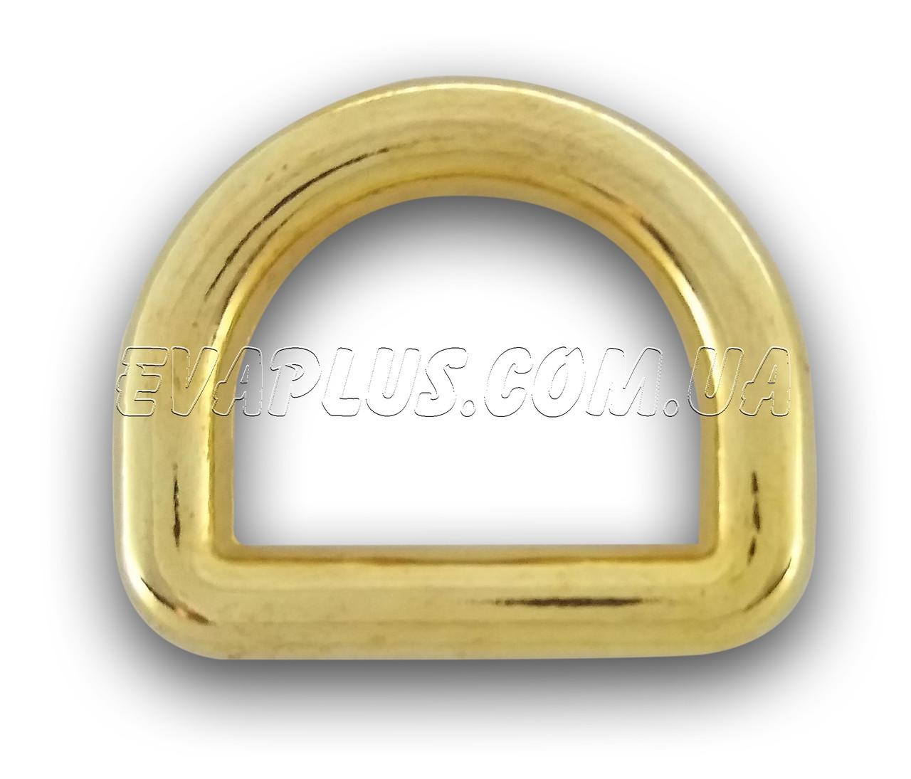 Півкільце лите 19 мм. 5703 золото