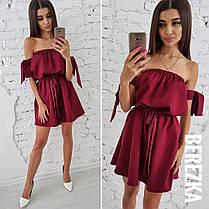 """Летнее платье """"Кристен"""", размер единый 42-46, фото 3"""