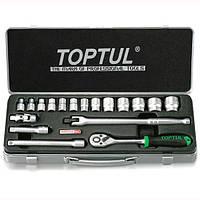 Инструмент для СТО, шиномонтажа TOPTUL  набор 18 едениц