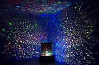 Светильник проектор ночник Звёздное небо Star Master Стар Мастер с USB-кабелем купить в Украине
