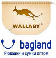 Дорожные сумки Wallaby и Bagland
