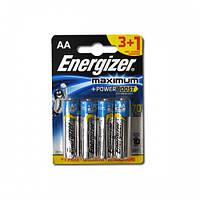 Батарейки Energizer Maximum + Power BOOST АА 1.5V LR-6, фото 1