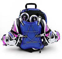 Рюкзак  для роликовых коньков 4671-B