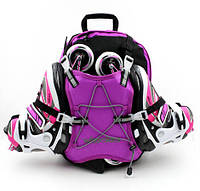 Рюкзак  для роликовых коньков 4671-P