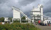 Асфальтобетонные заводы 10 — 400 т\час (АБЗ)
