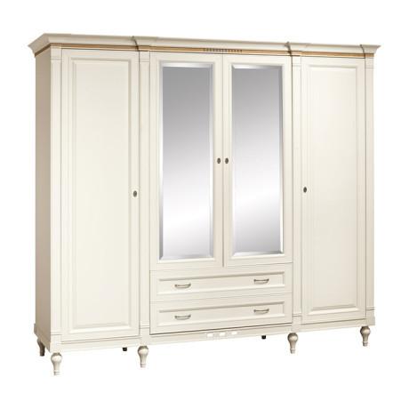 Шкаф FL-4D szafa 4-х дверный Флоренция Taranko