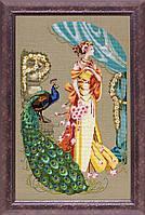 """Схема """"Lady Hera/Леди Гера"""" Mirabilia Designs"""