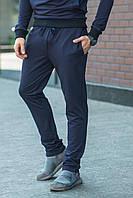 Спортивные брюки 1506 темно-синий