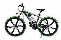 Электровелосипед Porshe electrobike RD Зеленый 350 (20181116V-28)