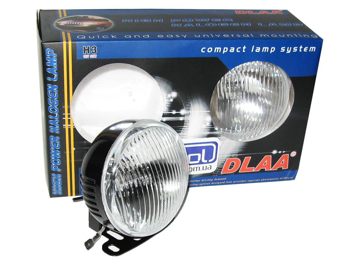 Фары доп. DLAA  168 W/H3-12V-55W/D=90mm