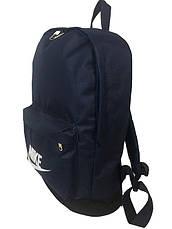 Рюкзак спортивньій R-09-03 Nike 600D синій, фото 3