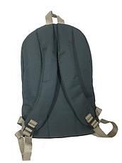 Рюкзак спортивньій R-09-02 Nike 600D сірий, фото 3