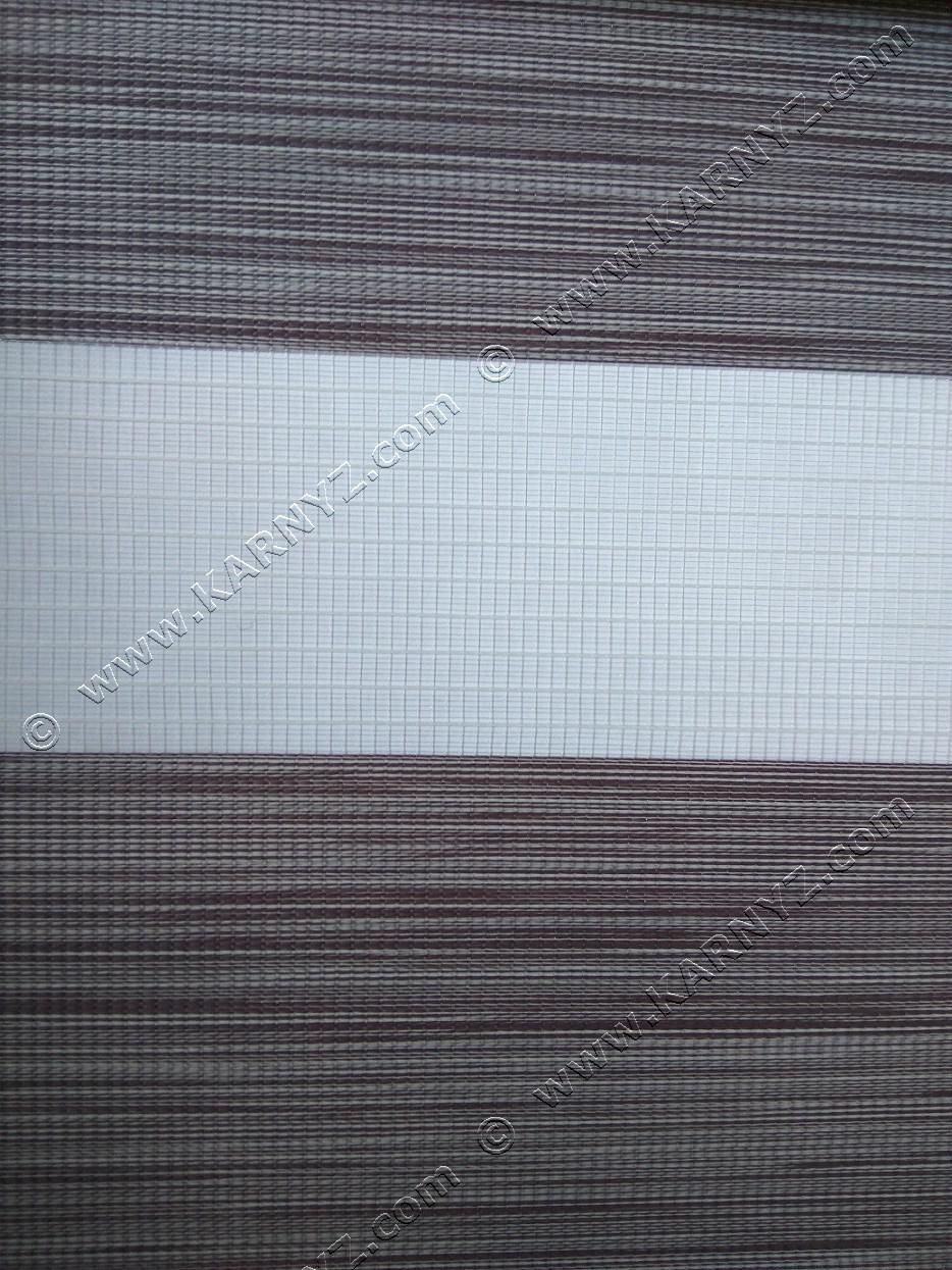 Рулонные шторы День-Ночь Венера A-675 серый