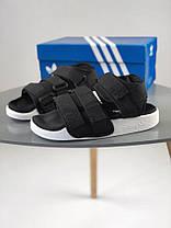 Мужские сандали Adidas Adilette Sandal W Core Black, фото 2