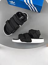 Мужские сандали Adidas Adilette Sandal W Core Black, фото 3