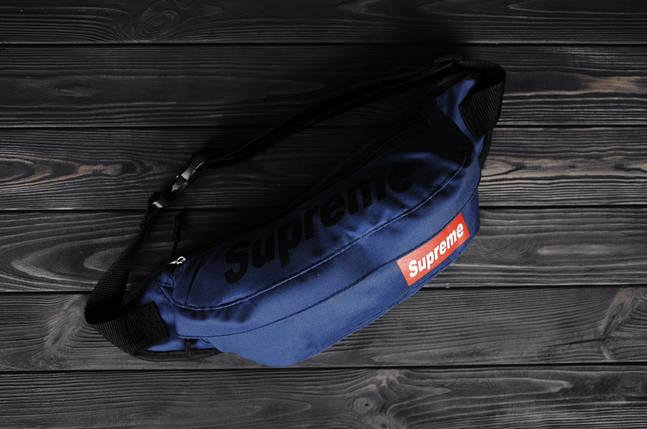 Сумка на пояс Supreme, поясная сумка, бананка, фото 2
