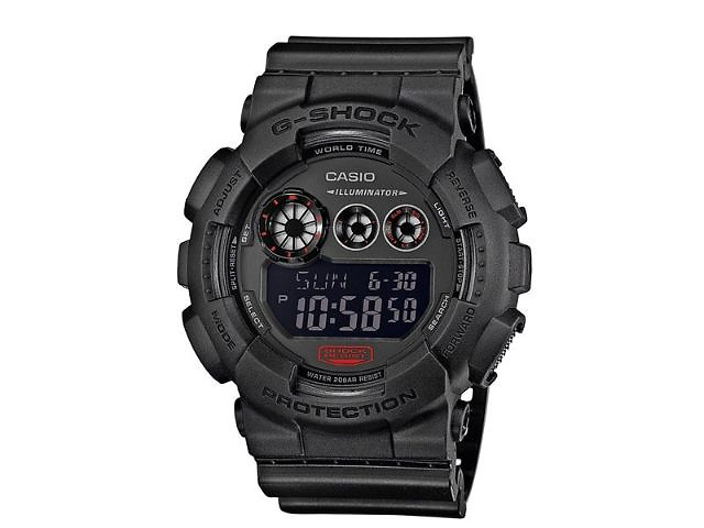 Часы Casio G-Shock GD-120MB-1