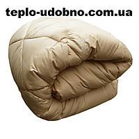 Одеяло двухспальное из верблюжьей шерсти 180/210