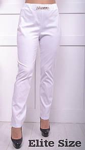 Классические женские брюки большого размера 50-60