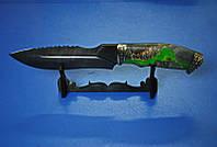 """Настольная подставка для ножа """"Универсальная"""" из дерева (только для ножей нашего магазина)"""