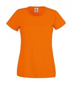 Женская футболка хлопок  420-44-В449  fruit of the loom