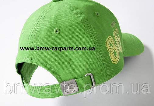 Детская бейсболка Mercedes-Benz Children's Cap, Green, фото 2