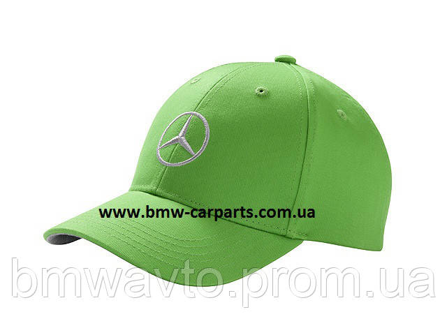 Детская бейсболка Mercedes-Benz Children's Cap, Green