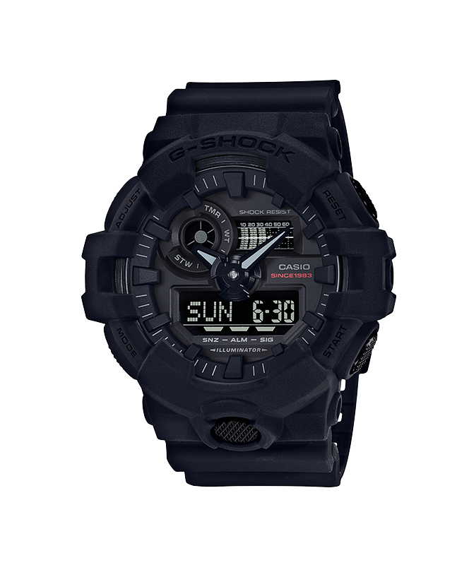 """Часы Casio G-Shock GA-735A-1A """"35th Anniversary"""""""