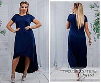 c2ae71431ff4 Прямое повседневное платье большого размера Прямой поставщик фабрики  Украина Россия СНГ р.50-64
