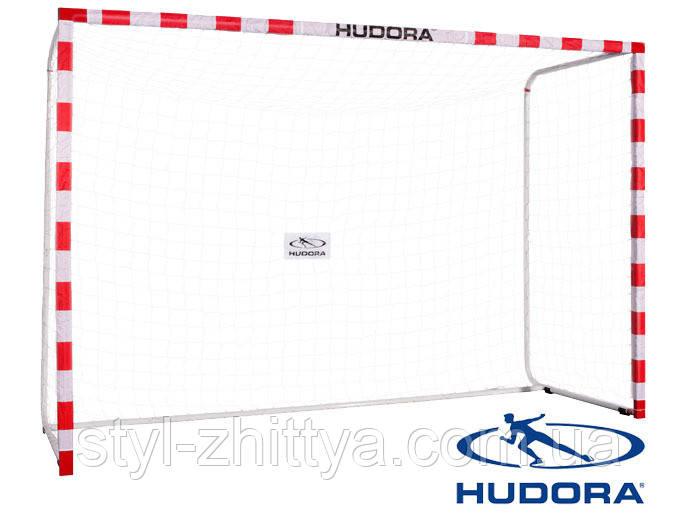 Стадіонні футбольні ворота HUDORA 300x200x110 см