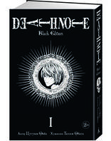 Death Note. Black Edition. Книга 1. Цугуми Ооба. Графические романы. Манга