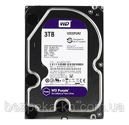 "Жесткий диск 3.5"" SATA 3Tb WD Purple WD30PURZ"