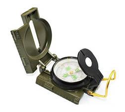 Функциональный военный компас игровой цвет армейский зеленый, фото 2