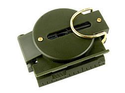 Функциональный военный компас игровой цвет армейский зеленый, фото 3