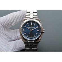 Vacheron Constantin Overseas Date Blue