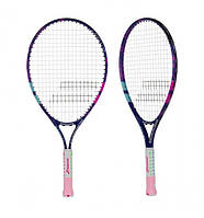 Ракетка Babolat B'fly 23 violet/pink/blue