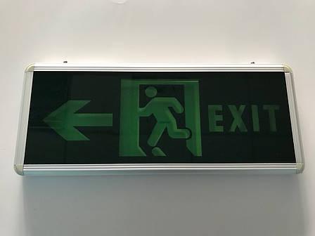 Аварийный светильник Exit, CATA/  б/у, фото 2