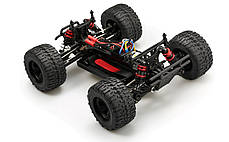 Монстр 1:14 LC Racing MTL коллекторный, фото 3