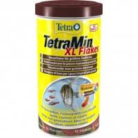 TetraMin XL Flakes крупные хлопья для всех видов тропических рыб, 500мл