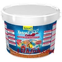TetraPro Colour чипсы для любых видов тропических рыб, 10 л